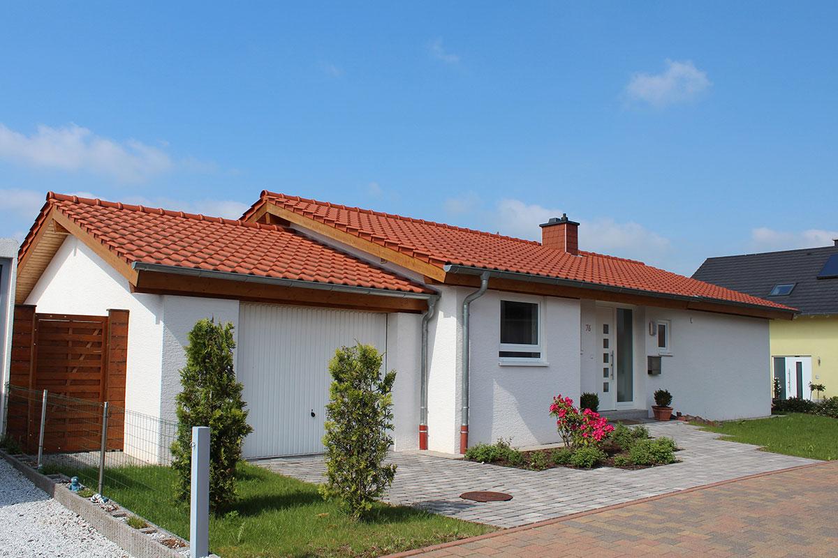 Trento ohne Keller - Nagel Haus